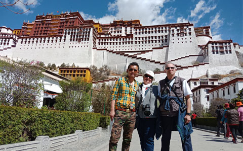 3 Days Lhasa Tour at a Glimpse