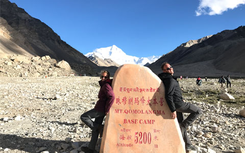 4 Days Private Tour from Lhasa to Everest Base Camp