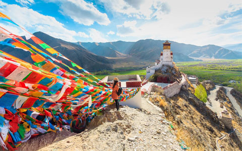 7 Days Lhasa Tour with Tsedang and Chimpuk Hermitage