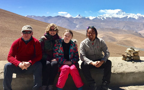 8 Days Kathmandu to Lhasa Overland Private Tour with EBC