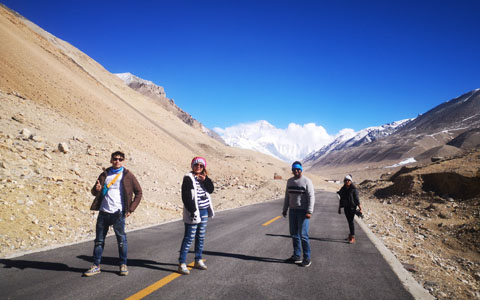 8 Days Private Tour from Lhasa to Everest Base Camp