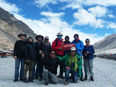 12 Days Popular Tibet Trek Tour from Tingri to EBC via Ra-chu Valley