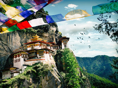 16 Day Best of India Bhutan Nepal and Tibet Tour