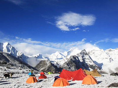16 Days Tibet Everest Trekking Tour in Gama Valley