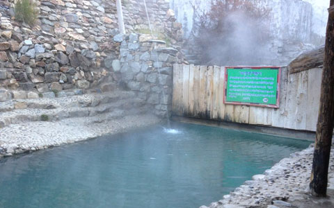 6 Days Lhasa and Terdrom Hot Spring Tour