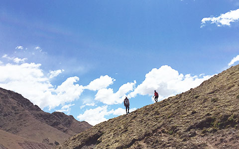 8 Days Tibet Trekking Tour from Shalu to Nartang