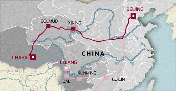 """Képtalálat a következőre: """"china lhasa railway"""""""