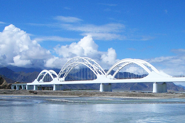 Lhasa River Bridge