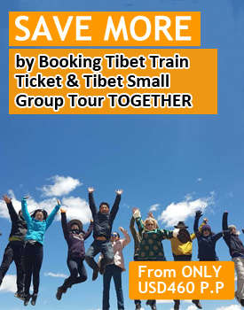 Tibet Train Small Group Tour