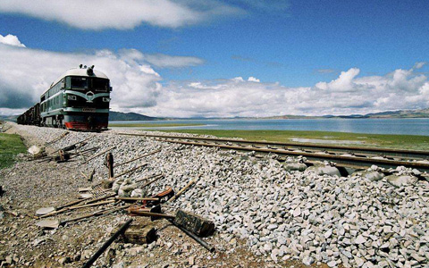 Tibet Train Facilities