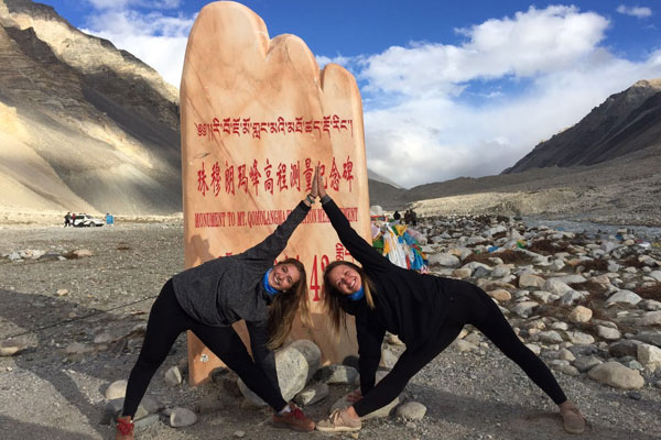 Lhasa to EBC by Overland