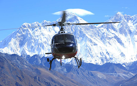 Can I Fly to Everest Base Camp?