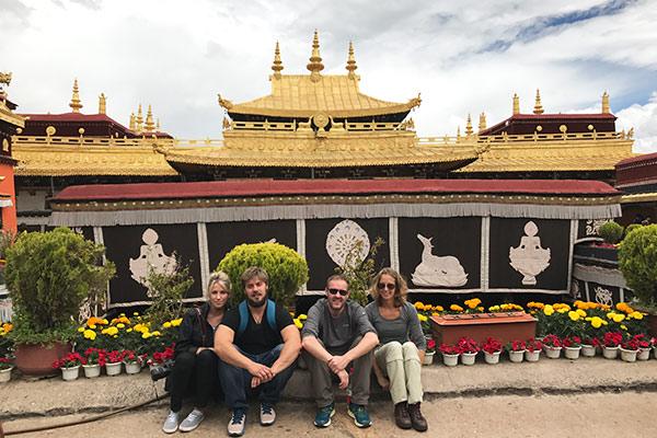 Visit Jokhang Temple in September