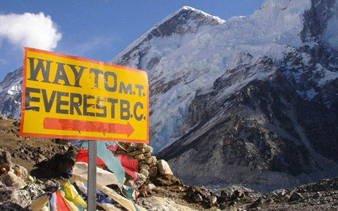 Check the Distance from Kathmandu to Everest Base Camp and How to Get There
