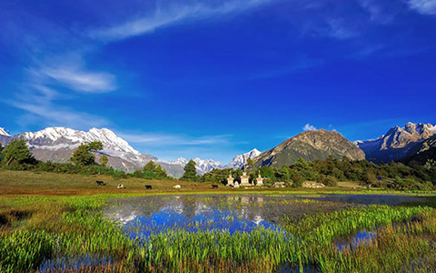 Kyirong Valley in Tibet – Not Only for Tibet Nepal Land Border Crossing