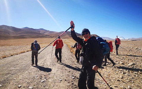 Trekking in Tibet requires some physical fitness of different degrees