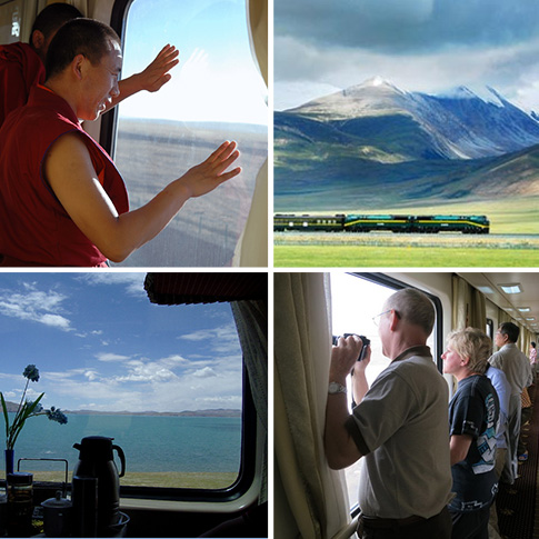 Why book Tibet Train Ticket with us