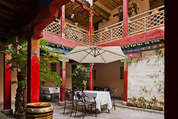 Guesthouses in Lhasa