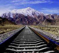 Trains to Tibet