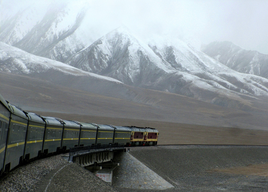 The Most Popular Way to Tibet from China