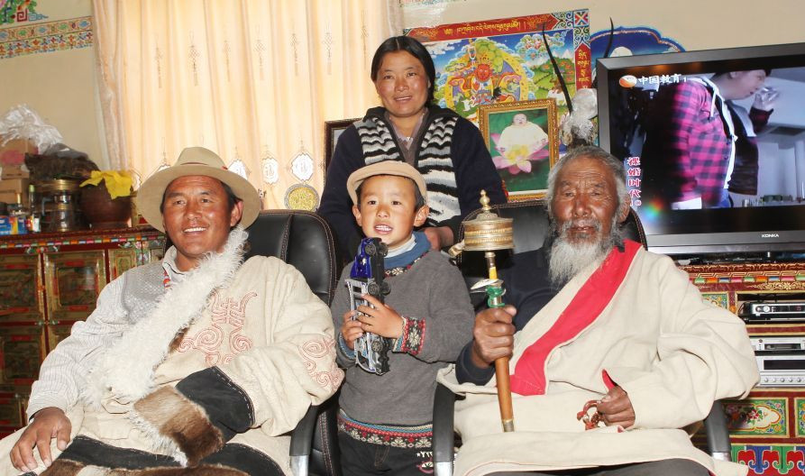 Story of an Ordinary Tibetan Family