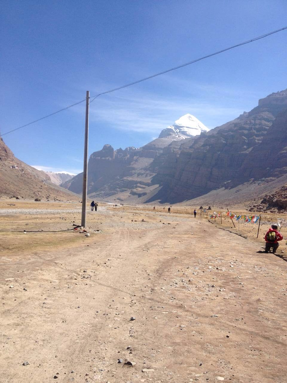 Mt. Kailash is almost around the corner! So excited!