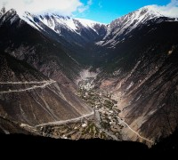 Rural Roads in Tibet Exceed 58,000 km