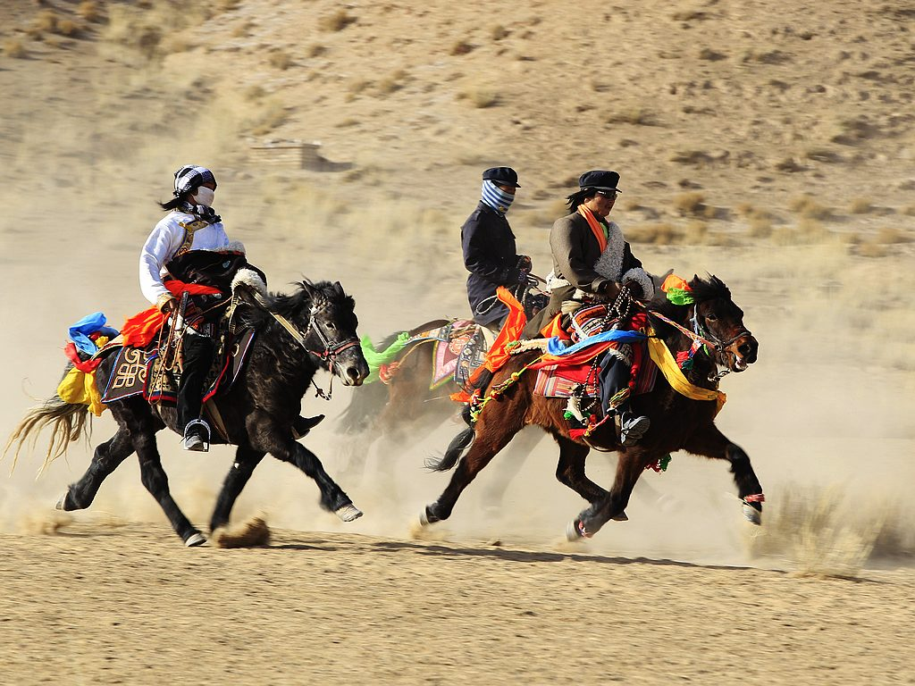 Horse racing festival in Shangrila to open in June